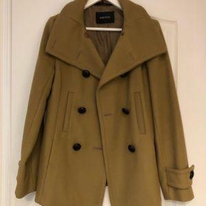 Babaton pea coat
